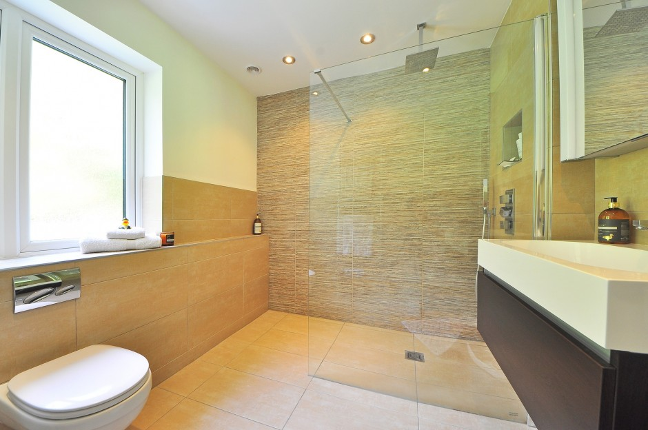 Wet room, shower room, loft conversion, walk in shower, en suite, loft bathroom, add value to your home
