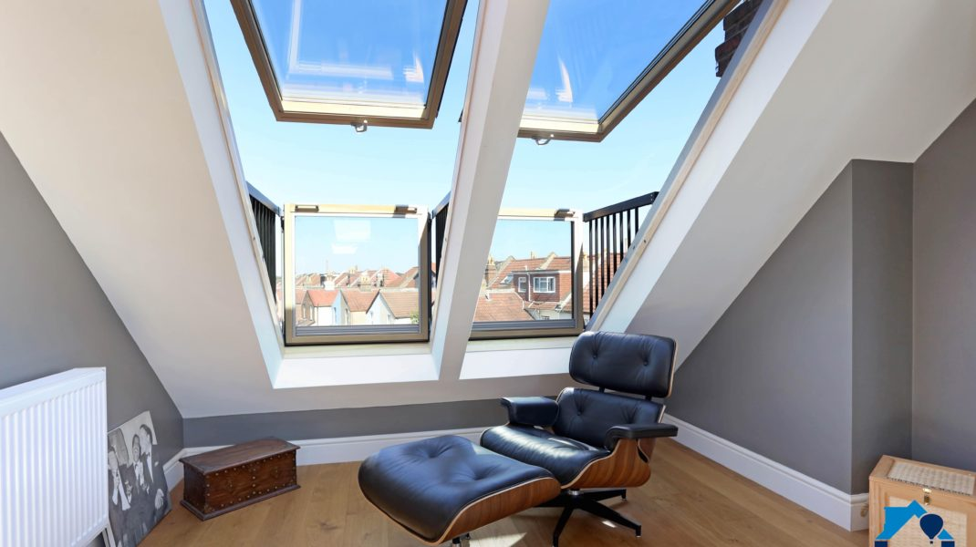 Bristol Terraced Loft Conversion Jon Pritchard Ltd