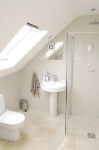 Small Ensuite Bathroom Ideas >> Make your loft bathroom a wet room | Jon Pritchard Ltd