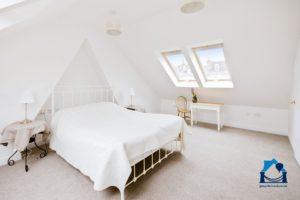 Image of Velux window loft conversion double bedroom