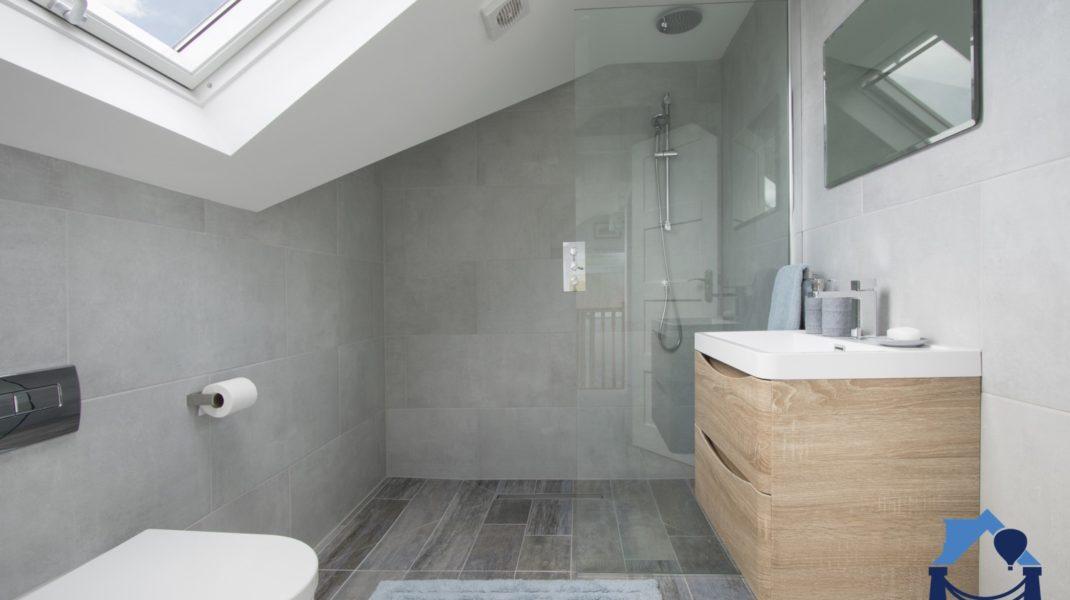 Make Your Loft Bathroom A Wet Room Jon Pritchard Ltd